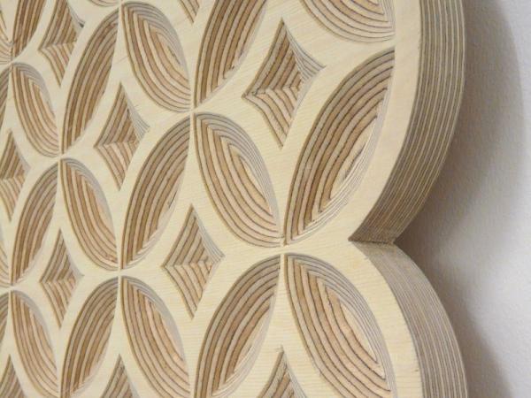 Birkensperrholz, 210x150x 2.4cm